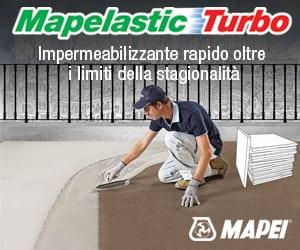 Banner Mapei lato destro