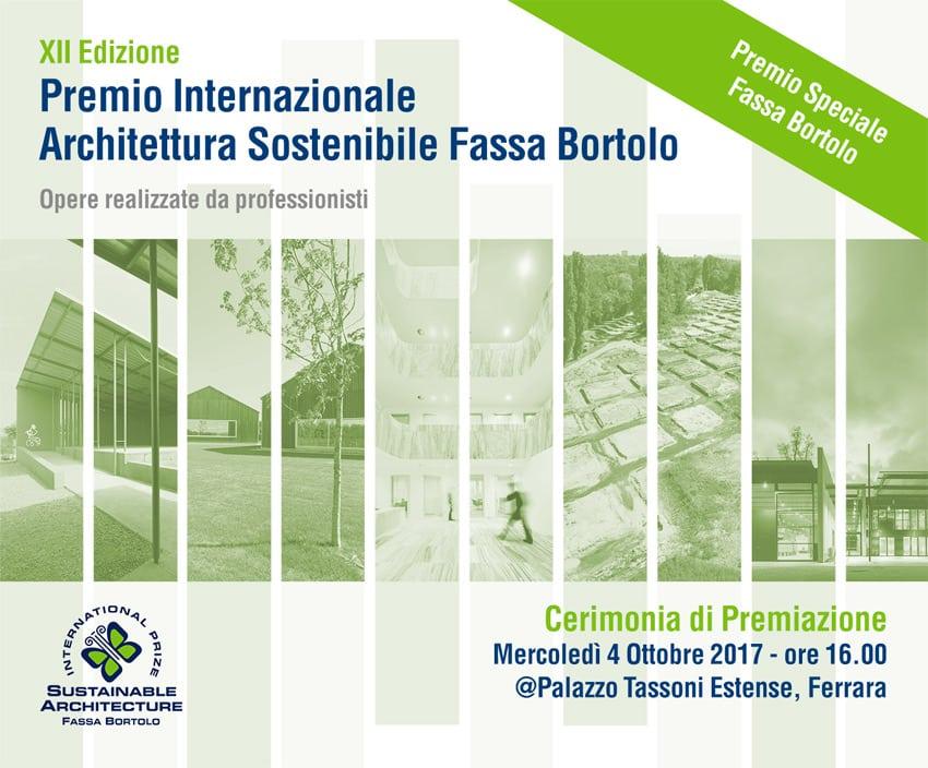 Torna il premio fassa bortolo per l 39 architettura for Riviste di architettura on line