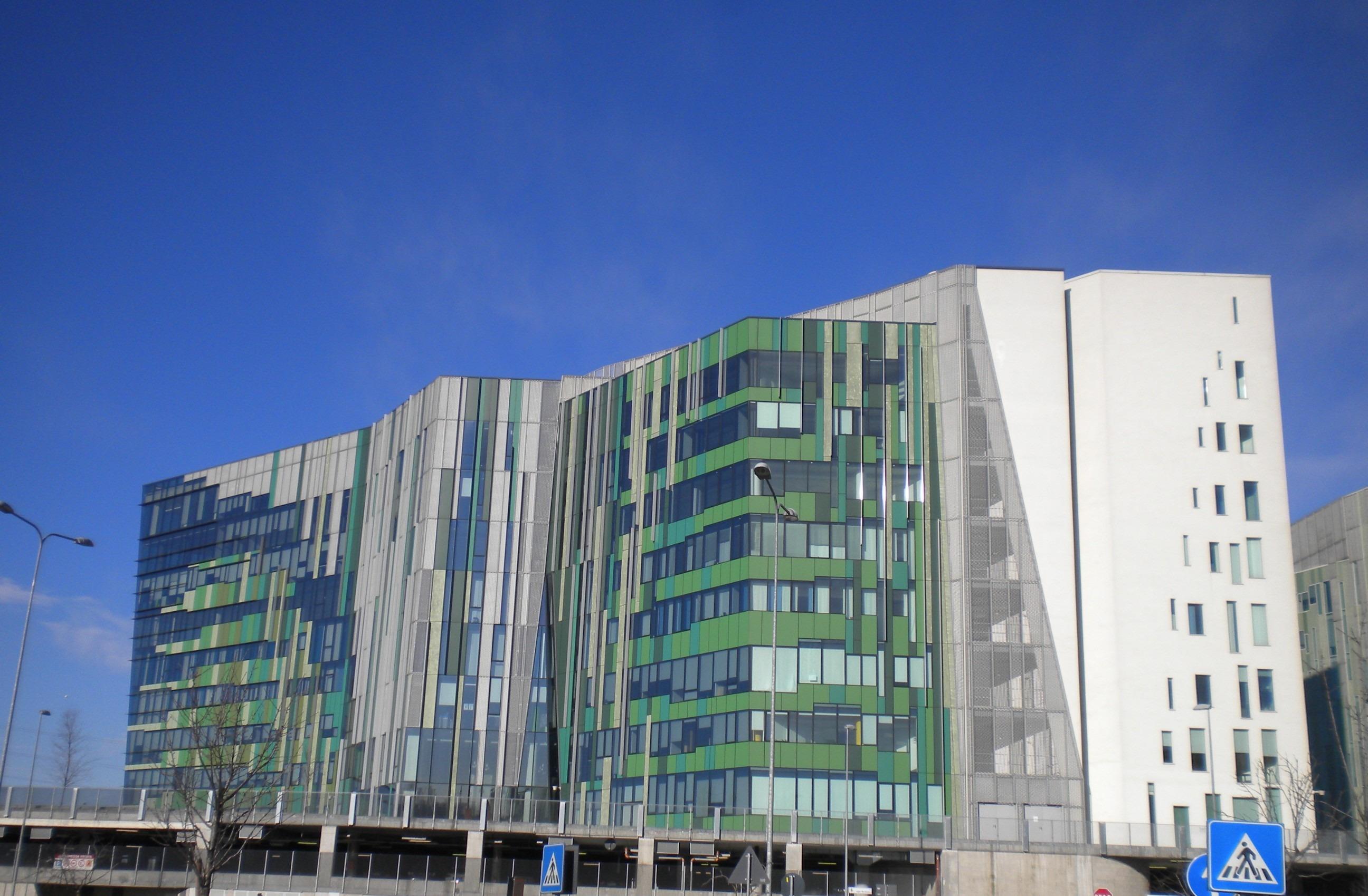 Gli uffici ecosostenibili di assago certificati leed gold for Riviste di architettura on line