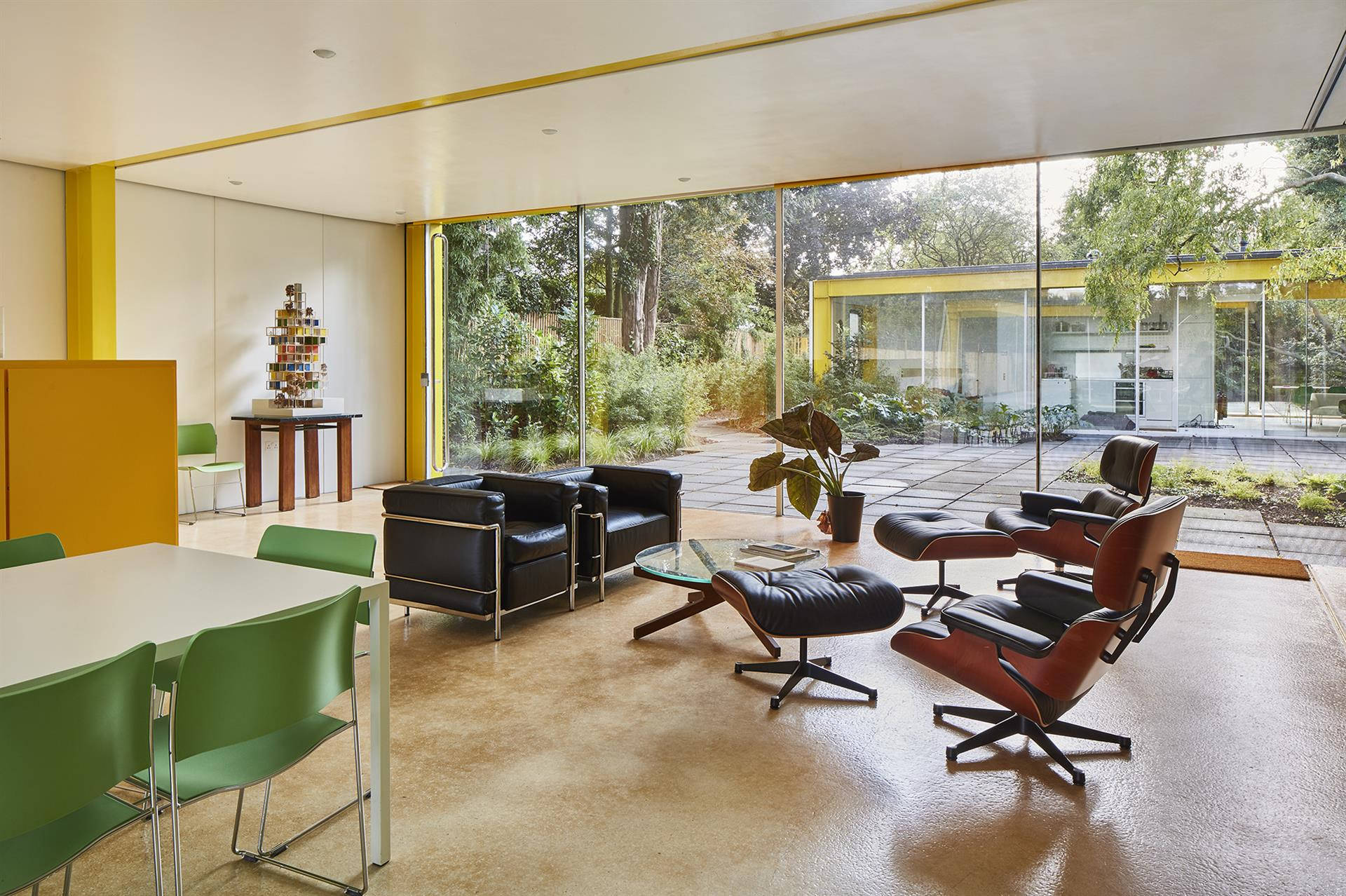 22 parkside il progetto di rogers a wimbledon rivive con - Arquitecto de brasilia ...