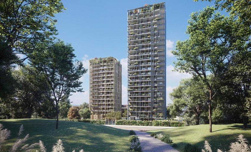 Al via i lavori per la realizzazione di Park Towers