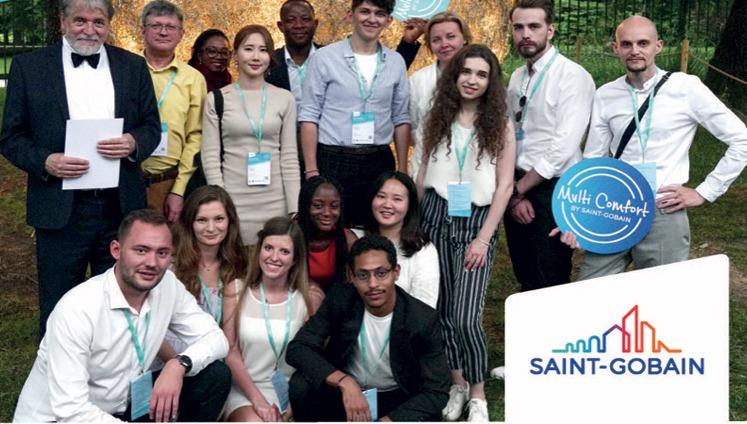 Al via il concorso Multi Comfort student Contest di Saint-Gobain