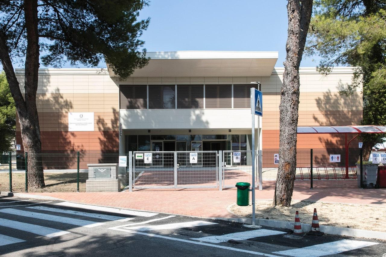 A Pesaro il primo edificio scolasticocertificato Leed Platinum in Europa