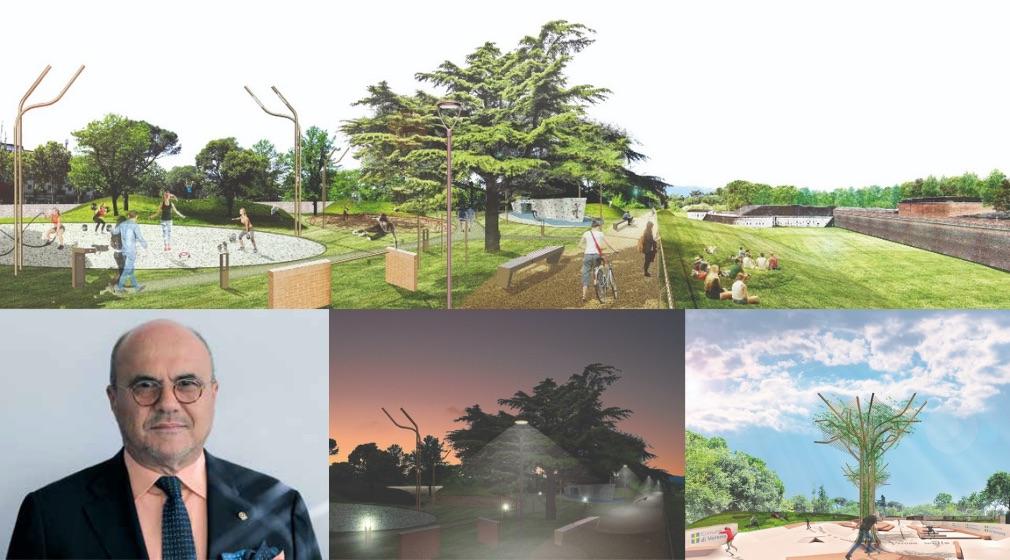 Parco della Cultura Urbana di Verona: intervista a Gian Arnaldo Caleffi di Architer