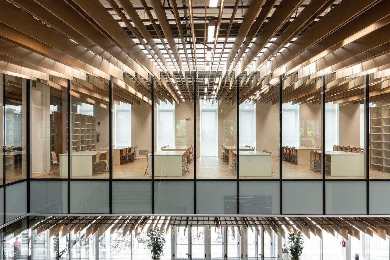 Comfort e luce naturale: le automazione Nice per l'Università Veterinaria di Milano