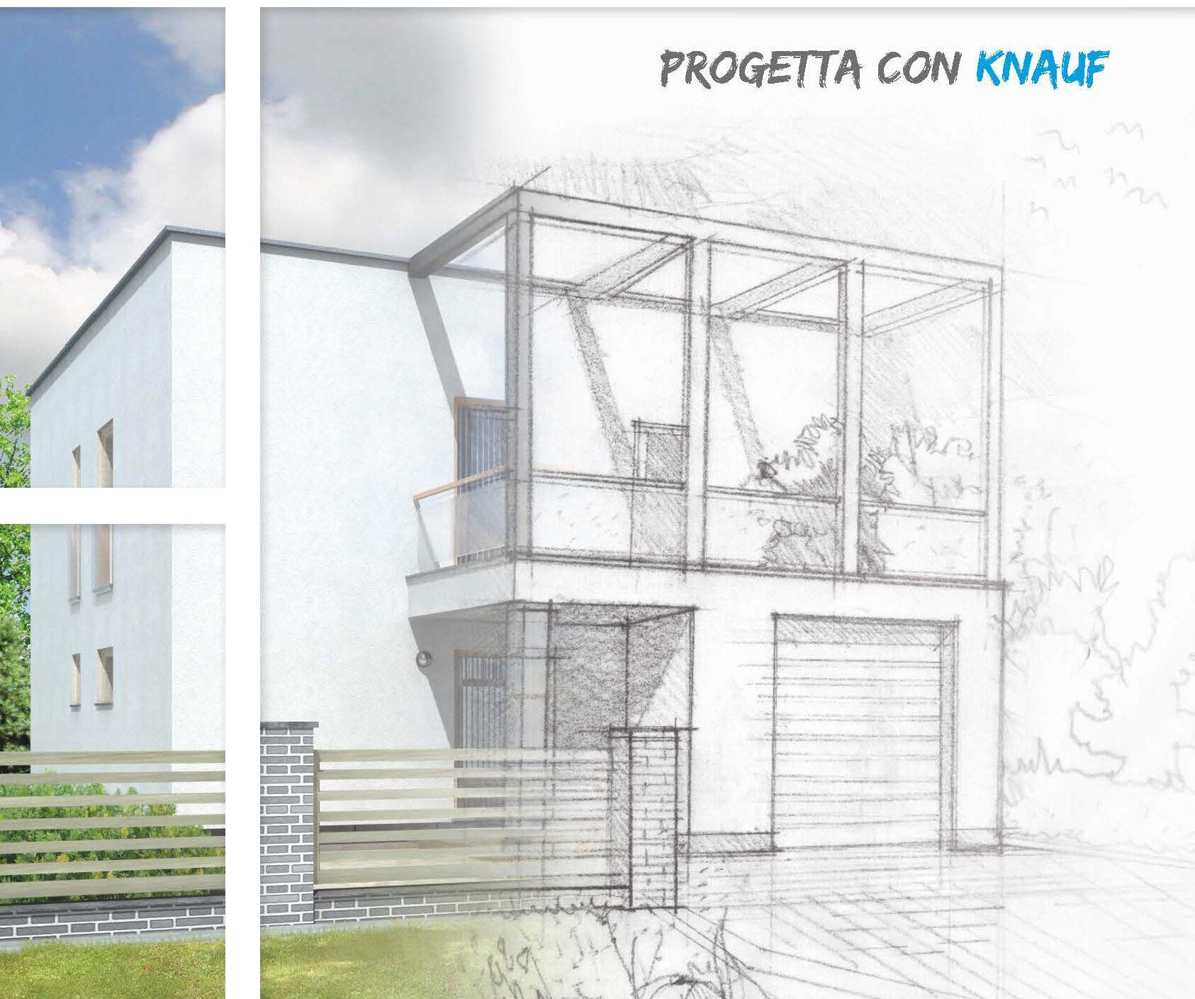 Superbonus 110% con Knauf: al via il progetto a supporto di progettisti e imprese