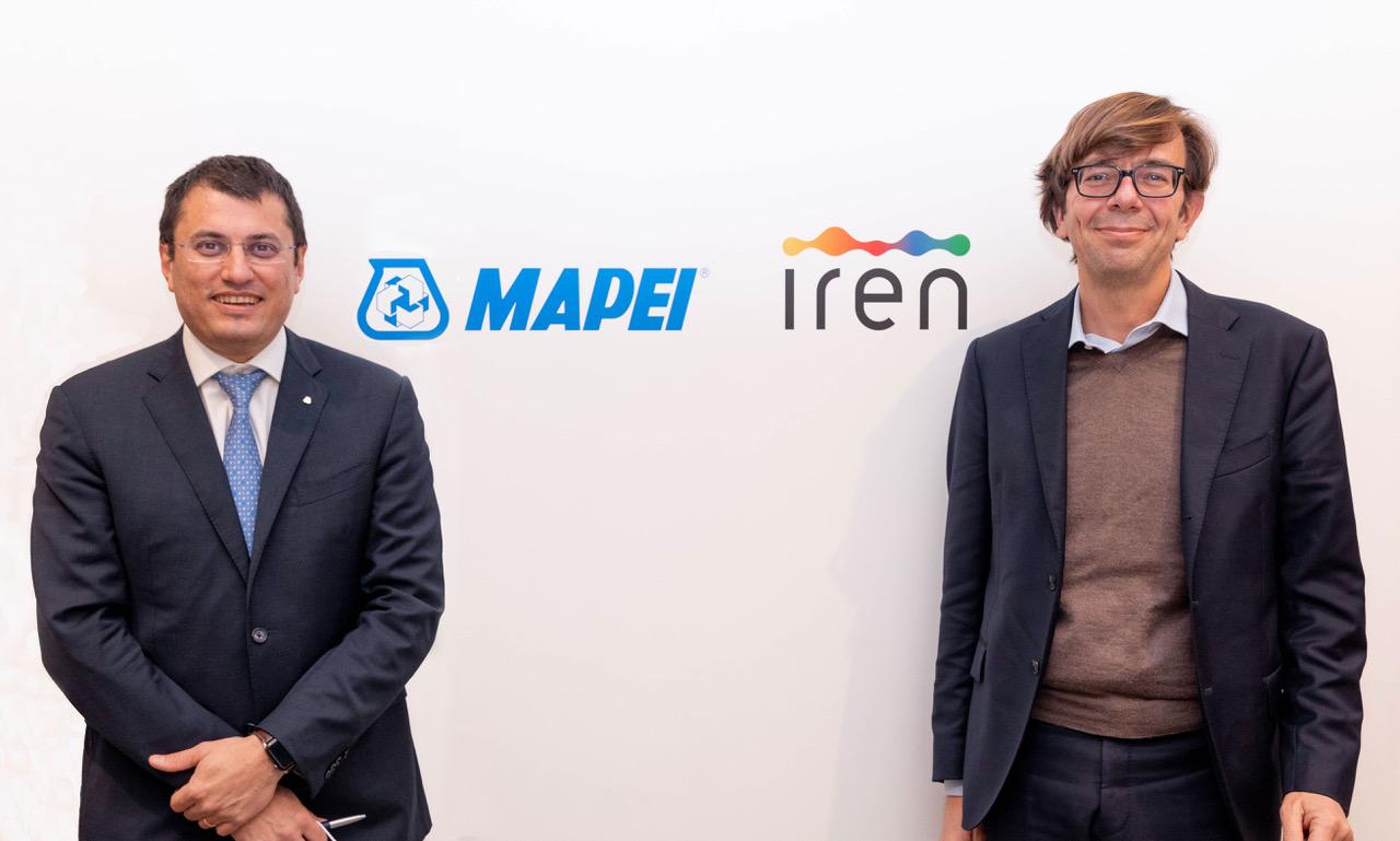 Pavimentazioni più durature e sostenibili con i polimeri riciclati di Mapeie Iren