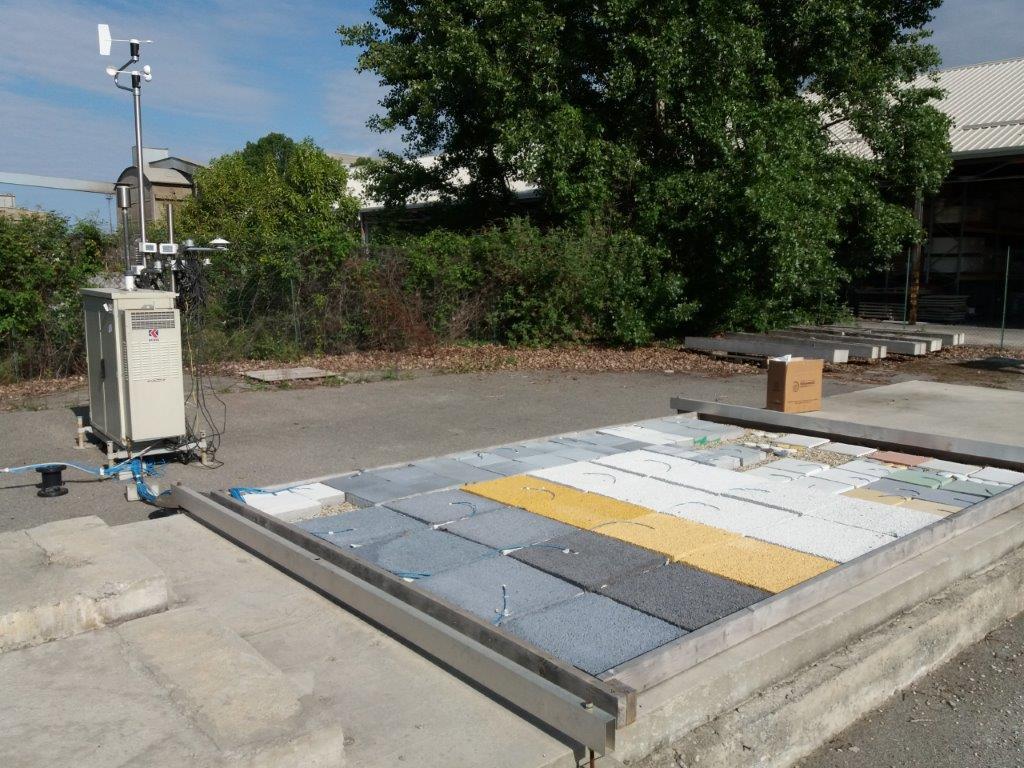 Italcementi: calcestruzzi 'cool' per combattere il surriscaldamento delle città
