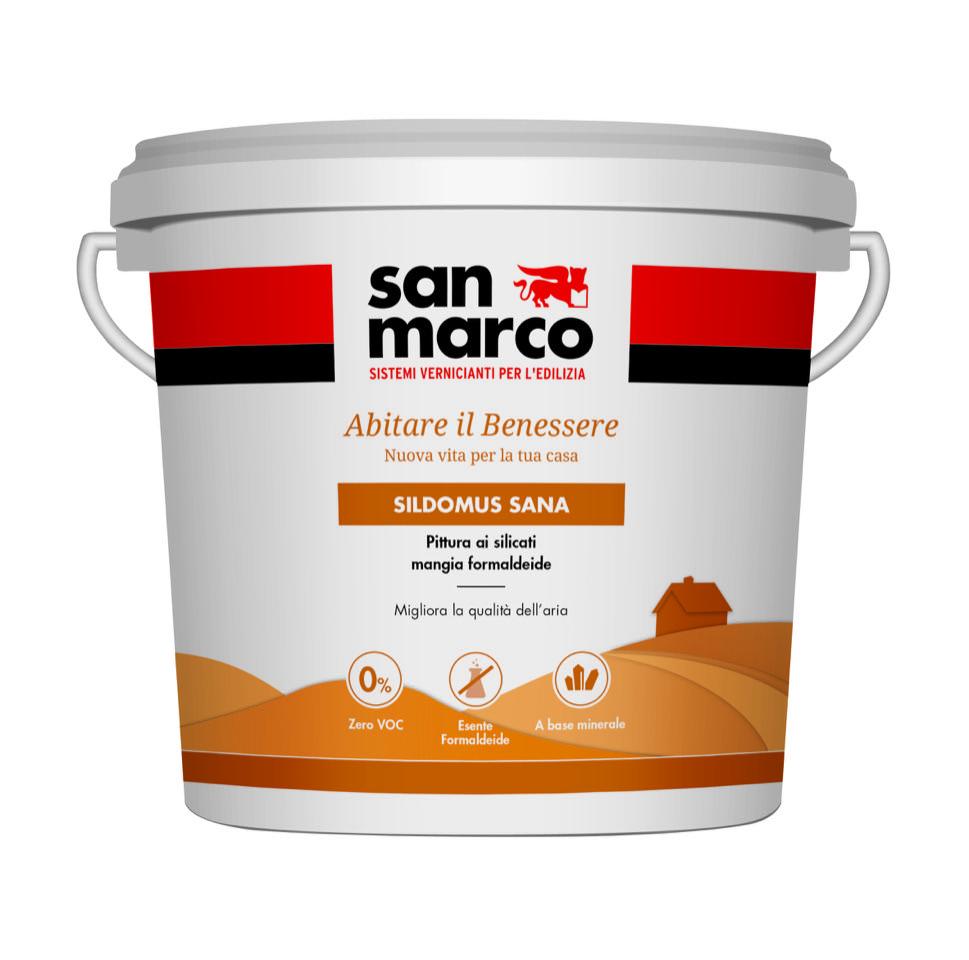 San Marco Group: l'idropittura Sildomus Sana esalta gli scatti di Mario De Biasi