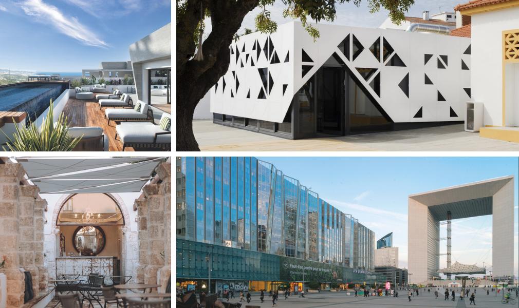 Architetture nel mondo: quattro progetti da Marbella a Parigi