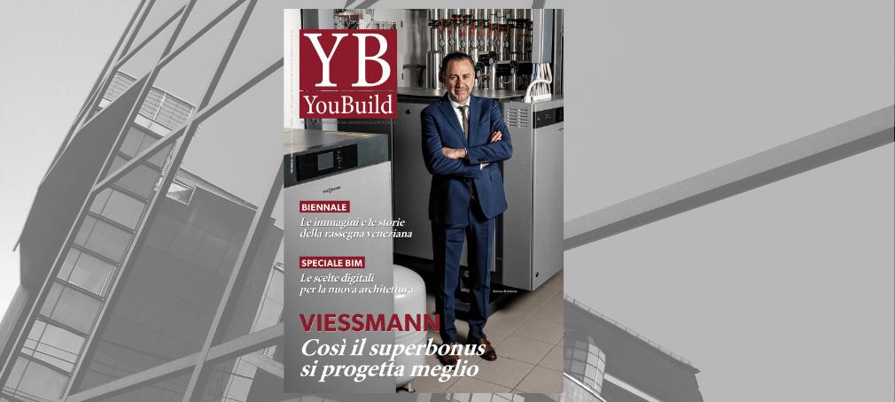 La Biennale, il Bim, il green:le novità sul nuovo numero di YouBuild
