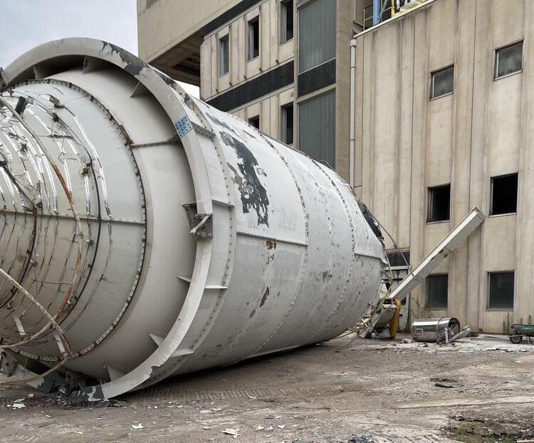 Al via i lavori per la demolizione del vecchio termovalorizzatore di Bolzano
