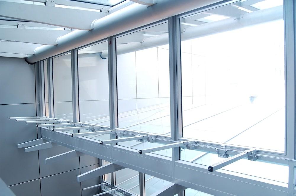 Geze: tante novità in arrivo, anche per la ventilazione automatica delle finestre