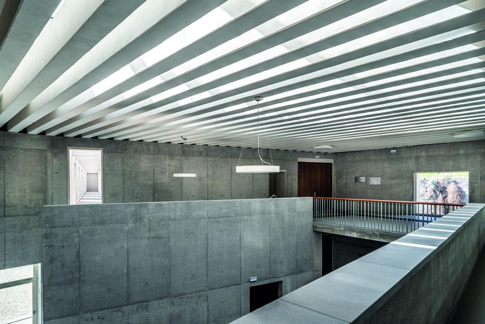 Il calcestruzzo che non dimentica: il nuovo Polo  della Memoria San Rossore, a Pisa