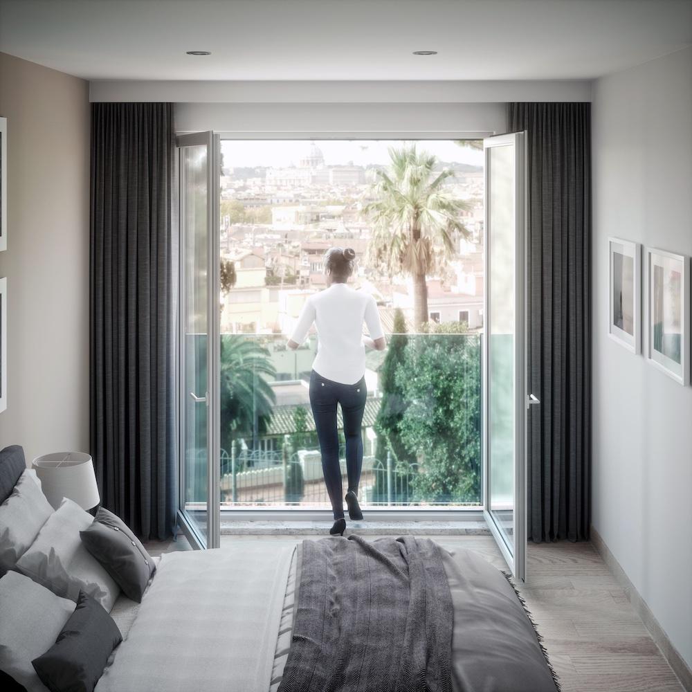 Il nuovo balcone alla francese in vetro: partecipa alla presentazione on-line