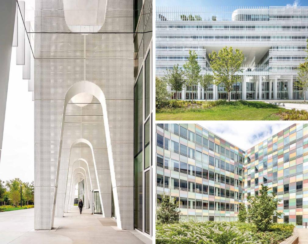 La nuova sede di Paris Region: che sensuale quell'ufficio