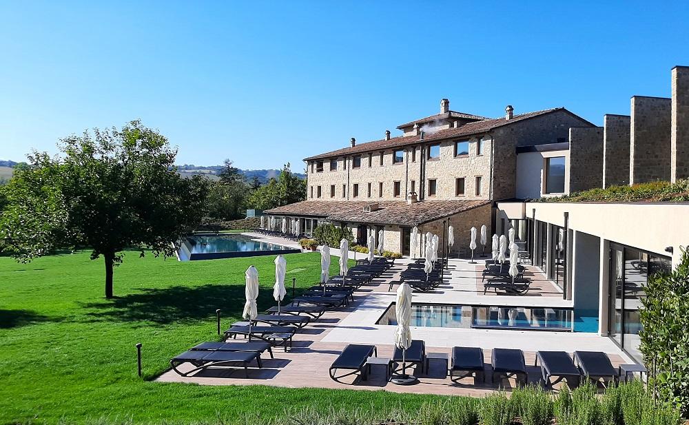 Borgo Lanciano: le scelte impiantistiche peredifici a uso alberghiero