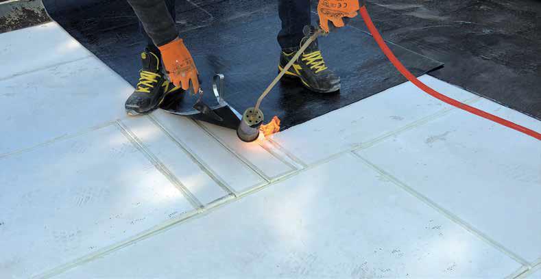 Vacunanex Roof: nuova soluzione per la coibentazione delle coperture in esterno