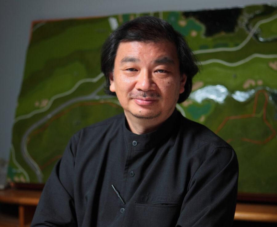 Il premio Pritzker Shigeru Ban a Cersaie 2021