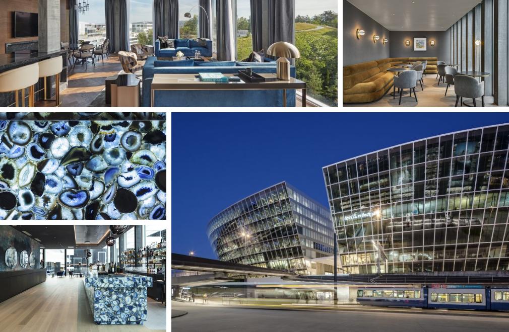 Sostenibilità, design ed eleganza per l'Hotel Hyatt Regency Zurich Airport The Circle