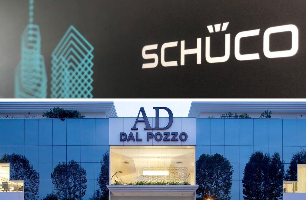 Partnership Schüco Italia – AD Dal Pozzo per la divisione Ottagono di architettura e design